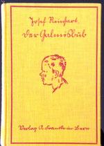 Reinhart Josef, Der Galmisbub - Geschichten für Jung und Alt