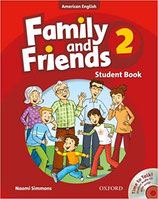 Family and Friends Student's Book