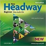 New Headway Beginner Class CDs
