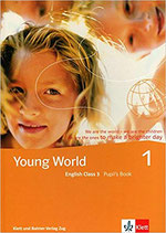Young World 1 Pupil's Book