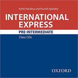 International Express Pre-Intermediate Class CDs