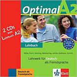 Optimal A2 Audio-CD