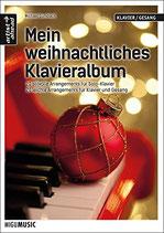 Mein weihnachtliches Klavieralbum