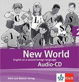 New World 2 Audio-CD