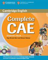 Complete CAE Student's Book with answers