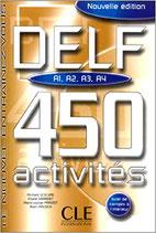 DELF 450 activités