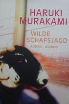 Murakami Haruki, Wilde Schafsjagd