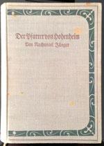 Jünger Nathanael, Der Pfarrer von Hohenheim
