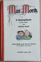 Busch Wilhelm, Max und Moritz