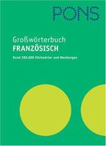 PONS Grosswörterbuch Französisch