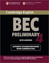 BEC Preliminary 4
