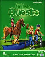 Quest 4 Pupil's Book
