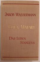 Wassermann Jakob, Bula Matari