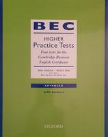 BEC Higher Practice Tests
