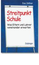 Zeltner Eva, Streitpunkt Schule