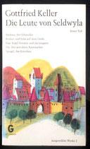 Keller Gottfried, Die Leute von Seldwyla erster Teil, Ausgewählte Werke 2
