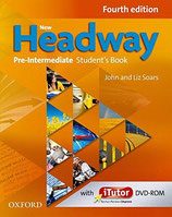 New Headway: Pre-Intermediate - Student's Book with iTutor DVD-ROM