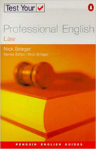 Test your Professional Eglish Law