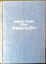 Raabe Wilhelm, Der Hungerpastor