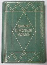 Marti Hugo, Rumänische Mädchen
