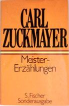 Zuckmayer Carl, Meistererzählungen