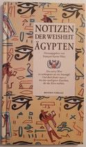Héry François-Xavier, Notizen der Weisheit - Ägypten