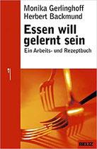 Gerlinghoff/Backmund, Essen will gelernt sein