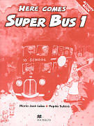 Super Bus 1 Activity Book