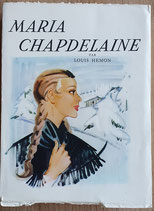 Hemon Louis, Maria Chapdelaine