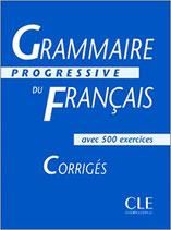 Grammaire progressive du français Corrigés