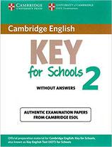 Key for Schools 2