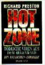 Preston Richard, Hot Zone
