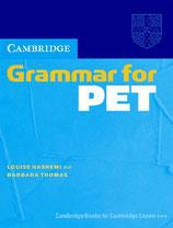 Grammar for PET