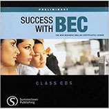 Success with BEC Preliminary Class CDs