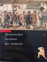 Historisches Lexikon der Schweiz Band 2