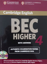 BEC Higher 4 with answers