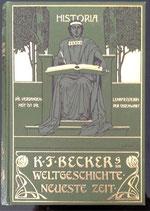 K. F. Beckers Weltgeschichte