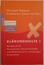 Thomann / Schulz von Thun, Klärungshilfe 1