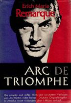 Remarque Erich Maria, Arc de Triomphe