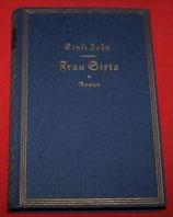 Zahn Ernst; Frau Sixta