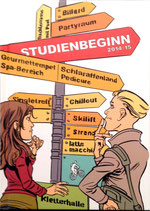Zellweger Thomas, Studienbeginn 2014/15