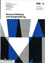 IKA Textverarbeitung und Textgestaltung