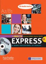 Objectif Express 2 Schülerbuch