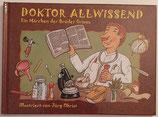 Brüder Grimm, Doktor Allwissend