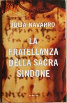 Navarro Julia, La fratellanza della sacra Sindone