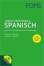 Kompaktwörterbuch Spanisch