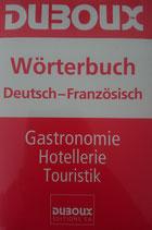 Duboux Wörterbuch Deutsch-Französisch