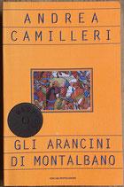 Camilleri Andrea, Gli arancini di Montalbano