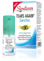 Similasan Tears Again Sensitive Spray