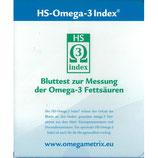 HS-Omega-3 Index Selbsttest